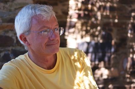Photo de mon père prise à Lobelha le 12 août 2007