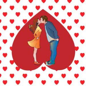Bonne Saint Valentin à Tous les amoureux