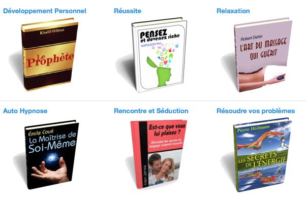 Ebooks gratuits