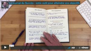 vidéo journal du succès